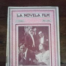 Cine: ODETTE. FRANCESCA BERTINI. LA NOVELA FILM. Nº28 ESPECIAL. BARCELONA, AÑOS 20. Lote 289425253