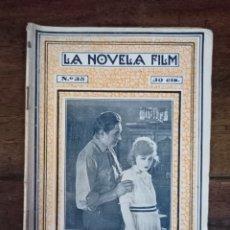 Cine: GORRIÓN DE CIUDAD. LA NOVELA FILM. Nº35. BARCELONA, AÑOS 20. Lote 289430478