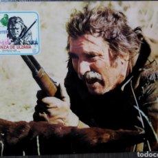 Cine: FOTO FILM PROMOCIONAL PELÍCULA LA VENGANZA DE ULZANA 1972. Lote 295889818