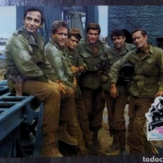 Cine: FOTO FILM EL PUENTE DE REMAGEN 1969.. Lote 295891108
