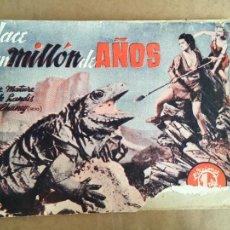 Cine: HACE UN MILLON DE AÑOS NOVELA ORIGINAL EDICIONES BISTAGNE. Lote 296727278