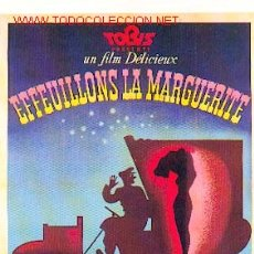 Cine: EFFEUILLONS LA MARGUERITE. Lote 106447