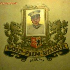 Cine: ALEMANIA-CINE-1933. ESTRELLAS FAMOSAS. GOLD-FILM-BILDER-1. Lote 1295781