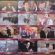 Cine: T00218 MUERTE ENTRE LAS FLORES JOEL Y ETHAN COEN SET COMPLETO DE 12 FOTOCROMOS ORIGINAL ESTRENO. Lote 3814964
