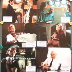 Cine: T00322 LOS DEPREDADORES DE LA NOCHEJESUS FRANCO MUNRO SET COMPLETO DE 10 FOTOCROMOS ORIGINAL. Lote 10839103