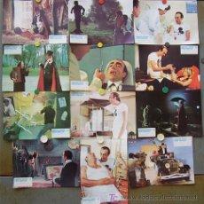 Cine: T00348 TIEMPOS DUROS PARA DRACULA LIFANTE SET COMPLETO 12 FOTOCROMOS ORIGINAL DEL ESTRENO. Lote 3850338