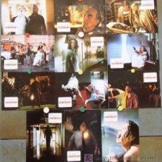 Cine: QP36 SANGUINARIO HALLOWEEN 2 JOHN CARPENTER SET COMPLETO DE 12 FOTOCROMOS ORIGINAL DEL ESTRENO. Lote 29320856
