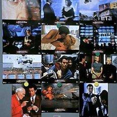Cine: JA03 EL MAÑANA NUNCA MUERE JAMES BOND 007 PIERCE BROSNAN SET COMPLETO DE 12 FOTOCROMOS FRANCES. Lote 10855587