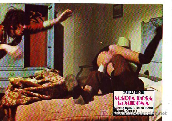 Afiche fotocromo maria rosa la mirona sexo p comprar for Videos porno sexo en la oficina
