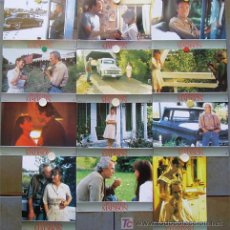 Cine: T03328 LOS PUENTES DE MADISON CLINT EASTWOOD SET COMPLETO 12 FOTOCROMOS ORIGINAL ESTRENO. Lote 206881440