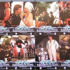Cine: T03413 BUCK ROGERS EL AVENTURERO DEL ESPACIO SERIE TV SET COMPLETO 12 FOTOCROMOS ORIGINAL ESTRENO. Lote 5399050