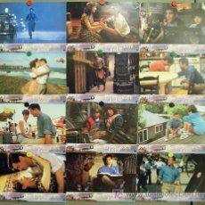 Cine: T03420 ETERNAMENTE JOVEN MEL GIBSON ELIJAH WOOD SET COMPLETO 12 FOTOCROMOS ORIGINAL ESTRENO. Lote 5399115