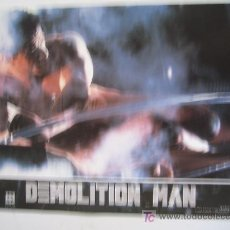Cine: DEMOLITION MAN - SYLVESTER STALLONE. Lote 6397083