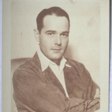 Cine: WILLIAM HAINES. FOTO PROMOCIONAL METRO GOLDWYN MAYER 28 X 19 CM. ORIGINAL AÑOS 30. Lote 6714303
