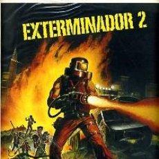 Cine: EXTERMINADOR 2. JUEGO COMPLETO DE FOTOCROMOS.. Lote 25248090