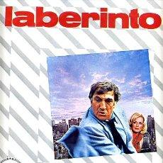 Cine: LABERINTO. JUEGO COMPLETO DE FOTOCROMOS.. Lote 39880989