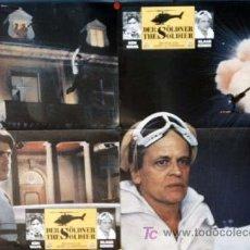 Cine: ULTIMATUM-COLECCION 6 FOTOCROMOS TAMAÑO 55 X 39 CM ALEMANES-1982-KEN WAHLL-KLAUS KINSKY. Lote 9703673