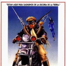 Cine: 'ARMADOS Y PELIGROSOS', CON JOHN CANDY. FICHA TAMAÑO POSTAL.. Lote 8601168