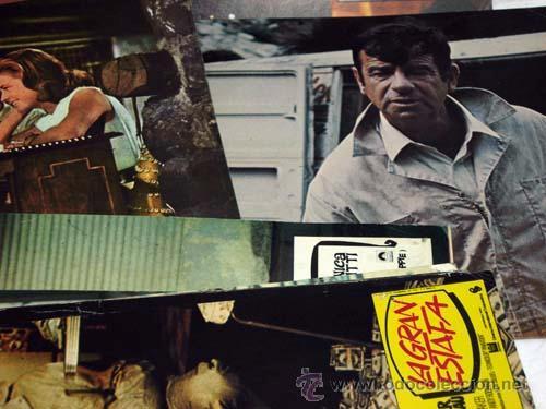 Cine: 10 fotocromos cine varias películas ver títulos años 70 - Foto 4 - 9309783