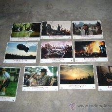 Cine: ESPERANZA Y GLORIA JOHN BOORMAN 10 FOTOCROMOS. Lote 9997609