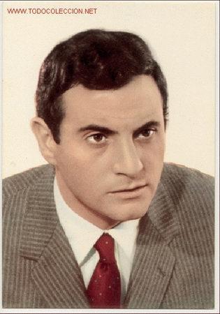 MAGNIFICA POSTAL DEL JOVEN ARTURO FERNANDEZ - AÑO 1966 (Cine - Fotos y Postales de Actores y Actrices)