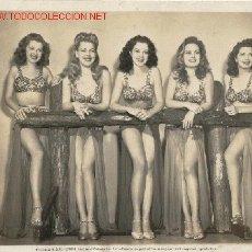 Cine: PRITED IN U.S.A AÑO 1945. Lote 27437061