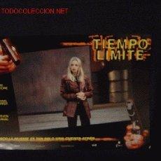 Cine: FOTOCROMO ORIGINAL DE 'TIEMPO LÍMITE', CON STEVEN SEAGAL.. Lote 21451211