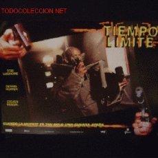 Cine: FOTOCROMO ORIGINAL DE 'TIEMPO LÍMITE', CON STEVEN SEAGAL.. Lote 21451212