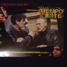 Cine: FOTOCROMO ORIGINAL DE 'TIEMPO LÍMITE', CON STEVEN SEAGAL.. Lote 21451213