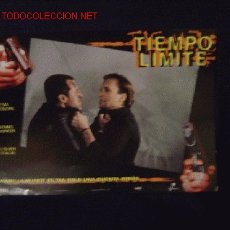 Cine: FOTOCROMO ORIGINAL DE 'TIEMPO LÍMITE', CON STEVEN SEAGAL.. Lote 21451215
