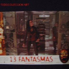 Cine: FOTOCROMO ORIGINAL DE '13 FANTASMAS'. TERROR.. Lote 21339721