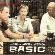 Cine: JUEGO COMPLETO DE FOTOCROMOS DE 'BASIC'.. Lote 21573345