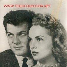 Cine: POSTAL DE JANET LEIGH Y TONI CURTIS. Lote 25307341