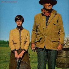 Cine: JOHN WAYNE - VALOR DE LEY - GLENN CAMPBELL - HENRY HATHAWAY. Lote 2717806