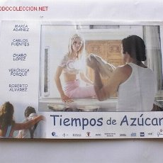Cine: TIEMPOS DE AZUCAR JUEGO COMPLETO. Lote 2939712
