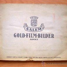 Cine: ALBUM DE CROMOS ESTRELLAS DE CINE DE LOS AÑOS 30 - ALBUN ALEMAN GOLD-FILM-BILDER ALBUM 2. Lote 112400279