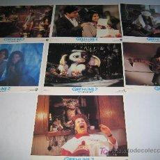 Cine: GREMLINS 2 - TERROR - COLECCION 7 FOTOCROMOS ORIGINALES AMERICANOS DEL ESTRENO . Lote 9807151