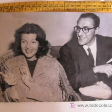Cine: PRECIOSA FOTO DE RITA HAYWORTH 1955. Lote 10158149
