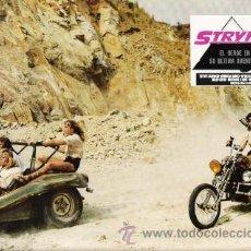 Cine: STRYKER, FOTOCROMO ORIGINAL DEL ESTRENO DE LA PELICUAL, STEVE SANDOR. Lote 10299471