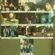 Cine: FR35 UN DIAMANTE AL ROJO VIVO ROBERT REDFORD SET 10 FOTOCROMOS ORIGINAL ESTRENO. Lote 10320625