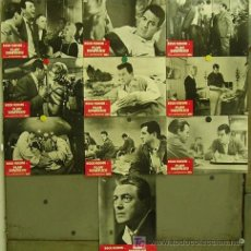 Cine: FR80 PLAN DIABOLICO ROCK HUDSON JOHN FRANKENHEIMER SET 10 FOTOCROMOS ORIGINAL ESTRENO. Lote 10322279