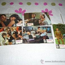 Cinema: CAETE MUERTA CARIÑO TONY CURTIS 5 FOTOCROMOS ORIGINALES Q. Lote 10665164