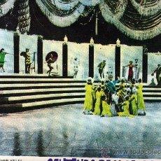 Cine: CANTANDO BAJO LA LLUVIA (FOTOCROMO ORIGINAL) GENE KELLY Y STANLEY DONEN. Lote 10745656