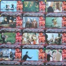 Cine: GB57 LOTE 119 SETS DE FOTOCROMOS ORIGINALES ESPAÑOLES CINE AMERICANO MAS DE 1000 FOTOCROMOS. Lote 16592895