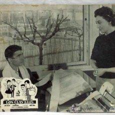 Cine: CARTELERA LOS CLAVELES 1960 JOSÉ CAMPOS CONCHITA BAUTISTA LILIAN DE CELIS MIGUEL LLUCH. Lote 34657271