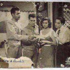 Cine: CARTELERA TERCIO DE QUITES 1951 MARIO CABRÉ LINA ROSALES DE EMILIO GÓMEZ MURIEL DE CIFESA. Lote 11166222