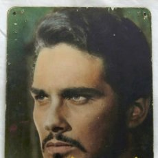 Cine: CARTELERA EL MAGNÍFICO AVENTURERO 1963 BRETT HALSEY CLAUDIA MORI DE RICCARDO FREDDA UNIVERSAL FILMS. Lote 11178520