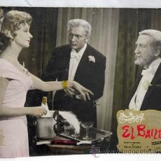 Cine: CARTELERA EL BAILE 1959 ALBERTO CLOSAS CONCHITA MONTES DE EDGAR NEVILLE DE EASTMANCOLOR. Lote 11179703