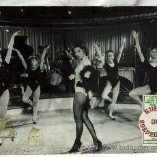 Cine: CARTELERA RUEDA DE SOSPECHOSOS 1964 JOSÉ SUAREZ SUSANA CAMPOS DE RAMÓN FERNÁNDEZ DE URFESA. Lote 82439435