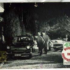Cine: CARTELERA RUEDA DE SOSPECHOSOS 1964 JOSÉ SUAREZ SUSANA CAMPOS DE RAMÓN FERNÁNDEZ DE URFESA. Lote 82438362